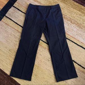 New York & Company black dress pants size 10